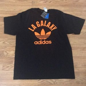 Adidas Galaxy Size Large T-shirt NWT